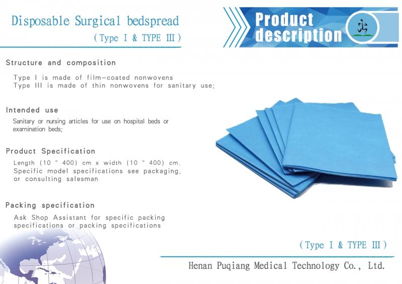 operating sheets