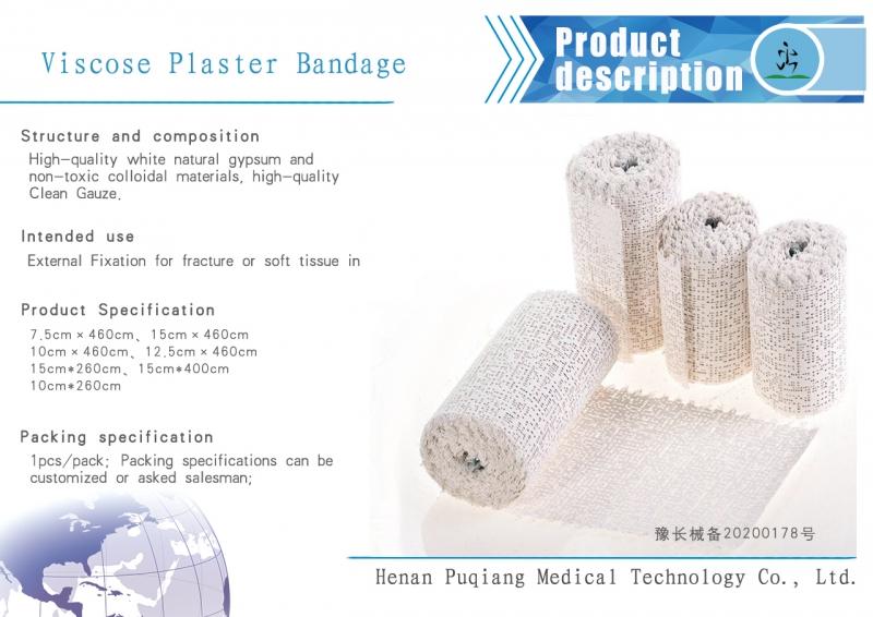 Tape bandage